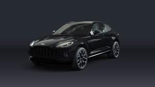 Aston Martin влиза в клуба на луксозните SUV-та