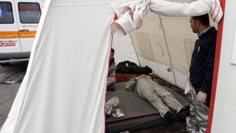 Жертвите на коронавируса в Иран се увеличиха с повече от