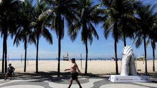 Рио де Жанейро затваря плажове заради COVID-19