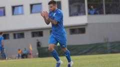 Официално: Славия обяви трансфера на Иван Минчев