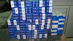 "Над 1500 кутии контрабандни цигари откриха митничари на ""Лесово"""