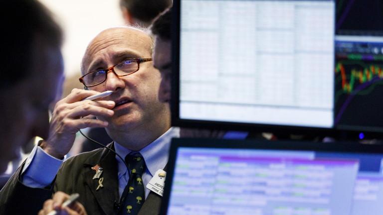 Невиждана от месеци разпродажба на американските пазари