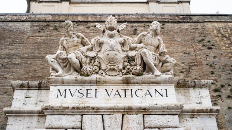 Ватиканските музеи съхраняват, защитават и възстановяват десетки хиляди безценни творби,