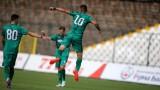 Витоша - Ботев (Вр) 0:1, гол на Генов