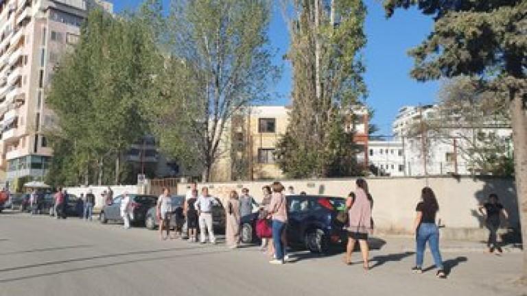 Силно земетресение разтърси Албания