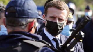 Макрон иска реформа за граничен контрол в Шенген