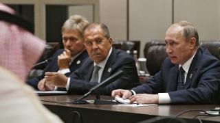 """Кремъл: Победата на """"Единна Русия"""" е вот на доверие към Путин"""