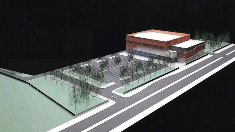 Жителите на Кърджали ще се сдобият с многофункционална спортна зала