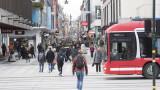 Въпреки меките мерки Швеция не успя да спаси икономиката си. И рецесията ѝ ще бъде дълбока