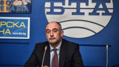Петър Величков: Възможно е с Димитър Бербатов да поемем управлението на БФС