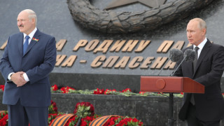 Путин и Лукашенко договориха среща в Москва