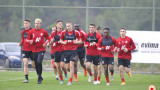 ЦСКА обяви програмата си до началото на полусезона
