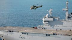 Франция и Италия разполагат кораби, авиация и сили срещу мигранти от бреговете на Африка