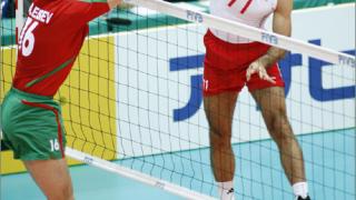 Българските волейболисти разгромиха Иран с 3:0 гейма