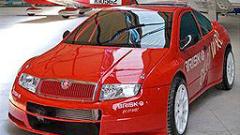 Преработиха Skoda Fabia в BRISK RS 01 WRC