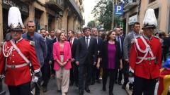 Лидерът на Каталуния поиска преходен период след референдума