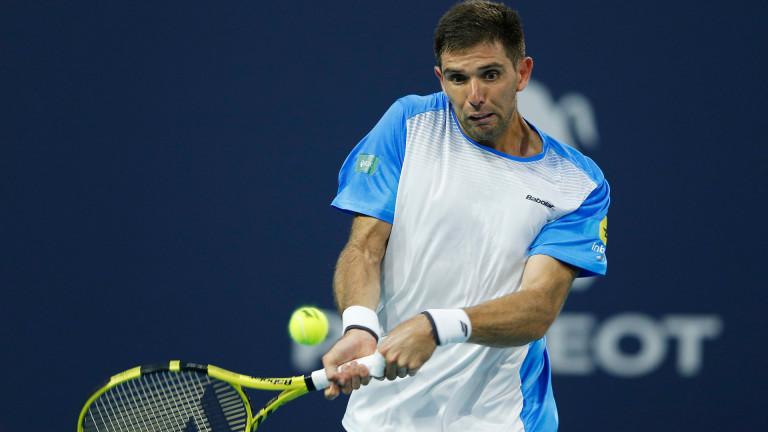 Федерико Делбонис елиминира защитаващия титлата си на тенис турнира в