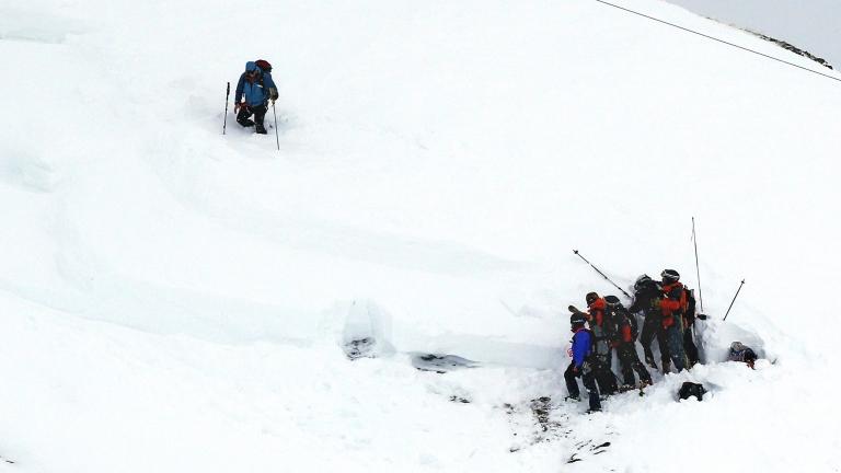 Висок риск от лавини в Алпите, няколко загинали при инциденти