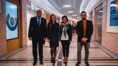 Зам.-министър Ваня Колева обсъди мястото на студентския спорт в Проекта за нов ЗФВС с членовете на Националното студентско представителство
