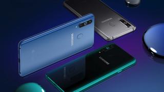 Samsung Galaxy A8s - нова ера за смартфон екраните