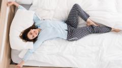 Лесни упражнения за спокоен сън