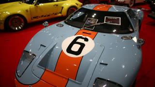 Малка южноафриканска фирма възражда емблематичния Ford GT40