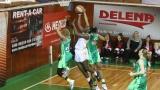 Хасково е първият финалист в дамското баскетболно първенство