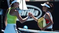 Тайванка изхвърли Гарбине Мугуруса от Autralian Open 2018