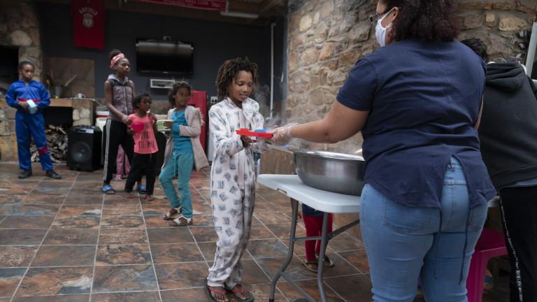 Южна Африка отчете рекорден ръст на новозаразените с новия коронавирус