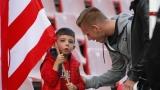 Головодов с пореден гол за юношите на ЦСКА-София