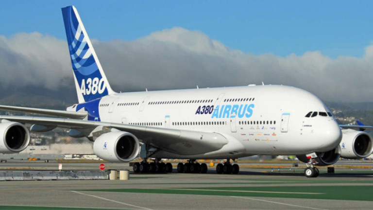 Краят на една ера: Airbus спира производството на най-големия пътнически самолет