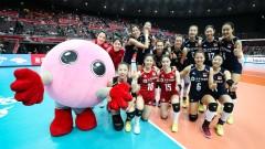 Китай спечели за пети път дамската Световна купа по волейбол