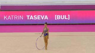 Катрин Тасева и Боряна Калейн ще представят България за Световната купа в София