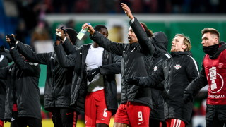 РБ Лайпциг и Аугсбург продължават напред за Купата на Германия