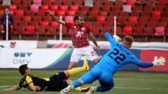 ЦСКА - Ботев (Пловдив) 0:0, пропуски на Тиаго и Добрев до почивката!