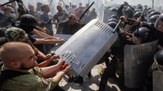 Киев - началото на края на властта на Майдана
