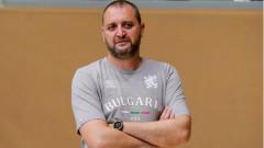 Иван Петков с требъл в Украйна