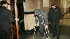 Костин отказал да го преглеждат МВР доктори, остава в ареста