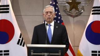 Пентагонът: Няма да изтегляме американски войници от Южна Корея