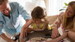 Финландия дава на бащите същия родителски отпуск като на майките