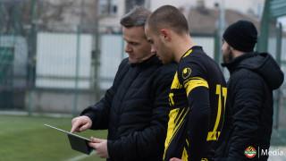 Нов футболист пристигна в Ботев (Пловдив)