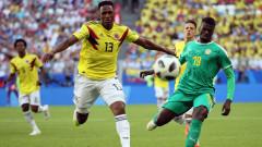 Сенегал - Колумбия 0:1, гол на Мина!