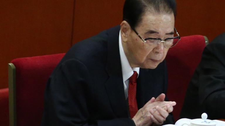 """На 90 г. почина бившият китайски премиер Ли Пен - """"Касапинът от Пекин"""""""