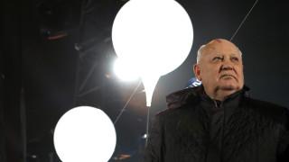 Михаил Горбачов е приет в болница