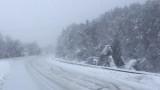 15 души остават блокирани заради снеговете над Перущица