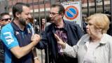 """Крайнодясната партия """"Лига"""" на Салвини е водеща политическа сила в Италия"""