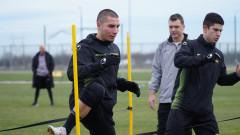 Тонев се контузи на тренировка на Ботев (Пд)