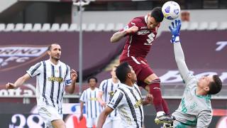 Смел Торино отказа Ювентус от битката за Скудетото