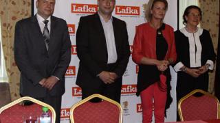 Lafka - генерален спонсор на Българския олимпийски комитет