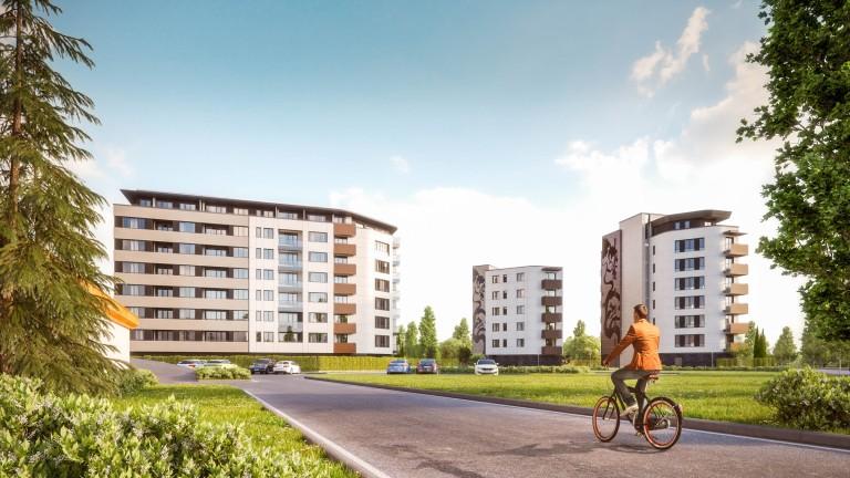 Започва строителството на нов жилищен комплекс в столичния квартал Изток
